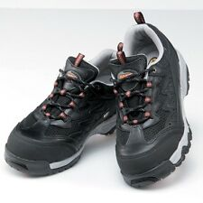 Unisex Safety Shoes Black sneakers shoes steel toe-cap slip-resistant Daejeon