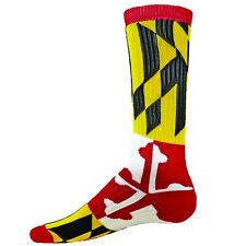 Red Lion Maryland Crew Sock