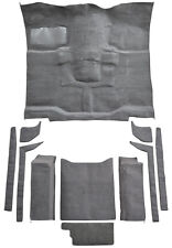 Replacement Flooring Set (Complete) for Jeep Wrangler 1957-162 *Mass backing