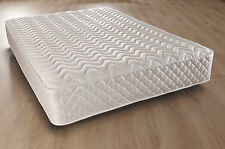 """4FT6 DOUBLE MEMORY ORTHO MATTRESS 10"""" HYPO ALLERGENIC"""