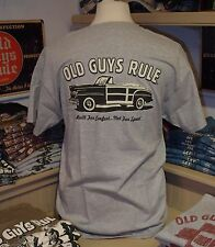 Old Guys Rule Built For Comfort Man's T-Shirt