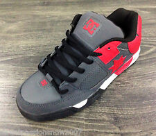 DC SHOES SCARPE  Command  Grey red