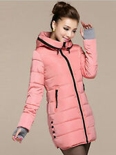2014 Womens wadded jacket Outerwear women Winter Jackets fashion woman coats