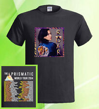 Katy Perry Roar PRISM The Prismatic Tour Dates 2014 New 2 Sides T-Shirt S - 3XL
