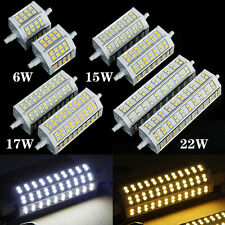 Newest Bright Corn Light Lamp 6W R7S 32chips SMD5050 LED Day/Warm White 85-265V