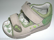 ELEFANTEN Children Youngs Shoes Sandals Sneakers Green Wide M Art 1 417 666