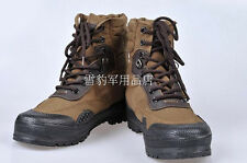 MENS CAMO LACE UP Hot Weather Hunter MILITRAY Desert Ankle canvas COMBAT BOOTS