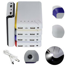 Portable External backup charger Dual USB power bank 20000mah for Mobile Phone