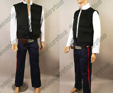 Star Wars A New Hope Han Solo ANH Halloween Cosplay Costume Full Set Custom Made