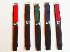 gents velcro 18mm watch strap (choice of 5 colours)