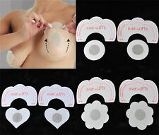 3Style Nipple Cover Invisible Strapless Backless Bra Pad Cleavage Enhance Stick