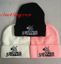 5SOS 5 seconds of sunmmer supersoft Hot Unisex Beanie hat Cool cap hat