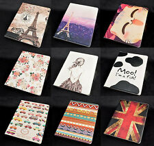 Cute Cartoon Leather Wallet Case Cover For Samsung Galaxy Tab S 10.5'' T800 T805