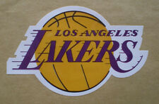 Los Angeles Lakers Decal Sticker Basketball Team Logo NBA  Licensd