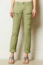 ANTHROPOLOGIE Hei Hei Cotton Westport Cargos Pants Various Colors and Sz NWT