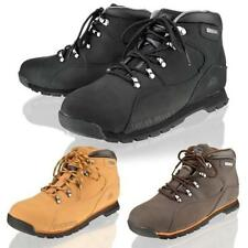 MENS STEEL TOE CAP SAFETY ANKLE BOOTS HIKING OUTDOOR GROUNDWORK TRAINER SHOES