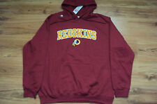 WASHINGTON REDSKINS NEW NFL FINAL ROSTER HOODED SWEATSHIRT