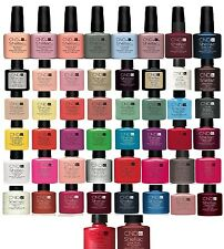 CND Shellac UV Nail Polish 2014 Colours Top & Base Coat Remover OR Starter Kits