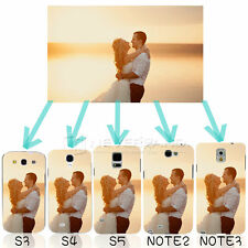 Personalised Custom Printed Photo Picture Case Cover for Samsung Galaxy Phone