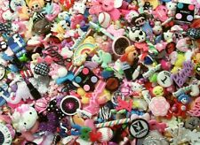 DIY,Mixed Cabochon Lot,RANDOM GRAB! U pick #,Resin,deco,Flatbackhair bow center,