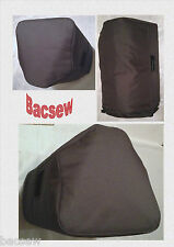 PAIR(2)PADDED COVERS TO FIT YAMAHA DXR12 / DXR15 SPEAKER -S/O + ZIP BASE BACSEW