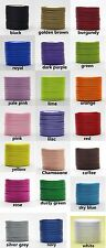 "Free ship 25/250 yards 1/4""(6 mm ) Solid ribbon 21 color U PICK"
