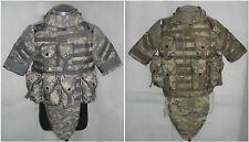 New Airsoft Cosplay Molle Vest With Pouches/Protector Pads Replica 6 Colors