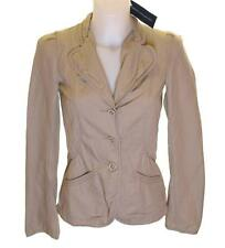 Bnwt Womens French Connection Jacket Coat + Belt New RRP£70 Wash & Wear