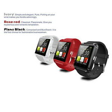 U8 Bluetooth Smart Wrist Watch Phone Mate For IOS Android iphone Samsung HTC FE