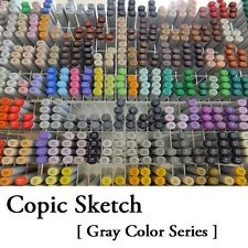 NEW Too Copic Sketch Marker Pen [ Gray Color Series ] Free Shipping Japan f/s