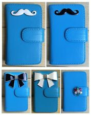 Cute 3D Bling Decoration Pouch Wallet Case Cover For Multiple Phone Models 5-2