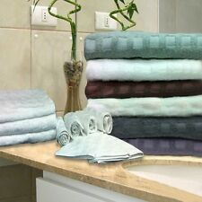 10-Piece Set: Alex McCord 100% Cotton Bath Towels