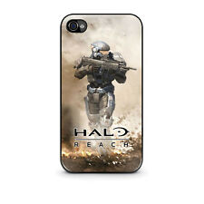 Hot New HALO REACH XBOX GAME Cover Case for Apple Iphone 4, 4s, 5, 5s, 5c