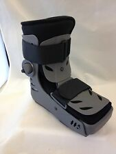 Air Walker Brace Low Top Walking Boot w/ Hard Shell & Air  Cast Like Protection