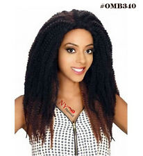 Zury Hollywood Sis Afro Braid Lace Front  Wig - Mali Twist
