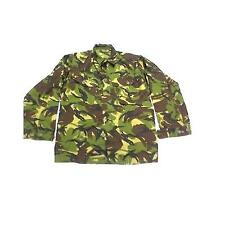 Camo Combat Shirt / Jacket Soldier New British Army Issue Woodland DPM Shirts