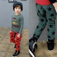 Hot Korean Harem Pants Infant Toddler Kids Boys Cotton Pants Casual Trousers FAr