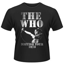 The Who 'British Tour 1973' T-Shirt - NEW & OFFICIAL!