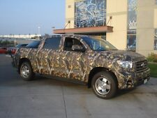 4'x5' Vinyl Wraps Sheets in Realtree, Mossy Oak, and Muddy Girl camo from Camo4u