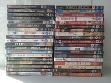BRAND NEW & SEALED DVDS TO CHOOSE FROM HORROR COMEDY ROM COM ACTION ADVENTURE