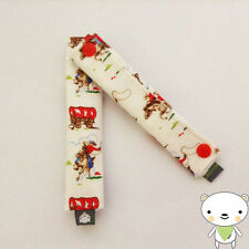 Pushchair Strap Covers Handmade for Bugaboo Chameleon & Quinny Zapp Pushchairs