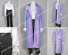 Purple Rain Cosplay Prince Rogers Nelson Costume Coat+Pants+Shirt High Quality