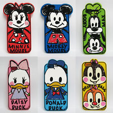 Disney Graffiti Cartoon Character Soft Back Case Cover Skin For Apple iPhone