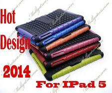 For Apple iPad Air 5 ShockProof Dirt Proof Armor Case Cover Impact On Life