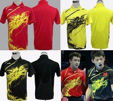 2012 LiNing / Li-Ning London Olympic China Team Man Table Tennis Shirt, New