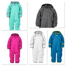 New With Tags Infant's Unisex The North Face Buttery Fleece Bunting Onesie