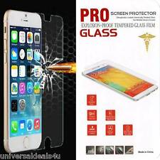"Premium Tempered Glass Screen Protector for IPhone 6 4.7"", 6s, 6 Plus 5.5"""
