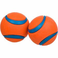 Chuckit! ULTRA BALL Dog Toy Durable Natural Rubber Fits Launcher -- ALL SIZES --