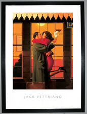 Back Where You Belong - Jack Vettriano High Quality Print