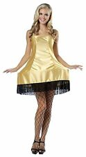 Womens Christmas Story Costume Sexy Fancy Dress Adult Fragile Leg Lamp Halloween